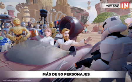 Disney Infinity Toy Box 3.0