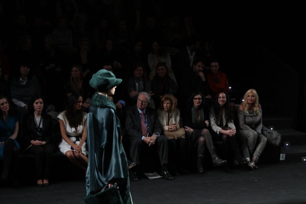 Foto de Jesús del Pozo en la Cibeles Fashion Week Otoño-Invierno 2011/2012 (28/71)