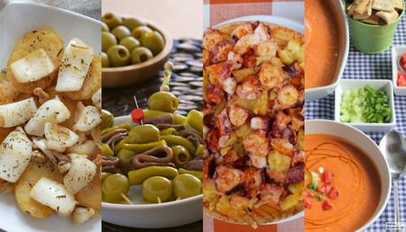Selección de tapas con pocas calorías y buenos nutrientes para disfrutar sin culpa este verano
