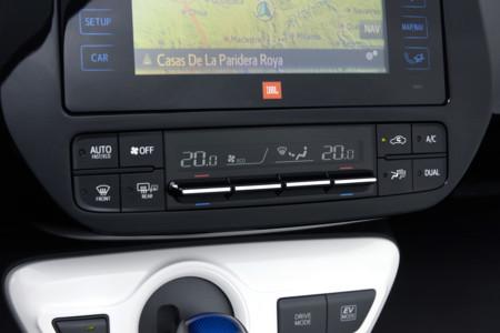 Climatizador del Toyota Prius