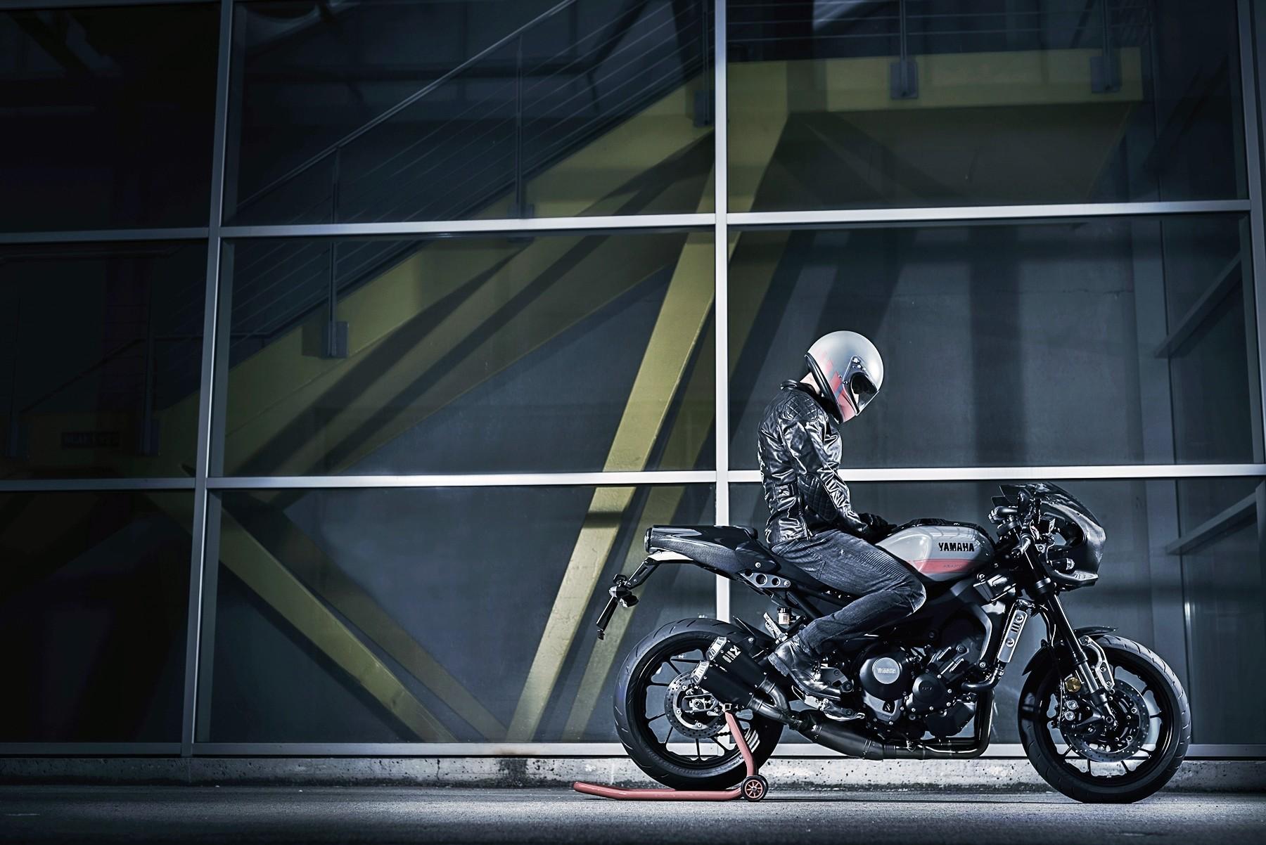 Foto de Yamaha XRS900 Abarth (36/38)
