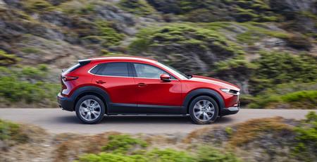 Mazda CX-30 2019, a prueba
