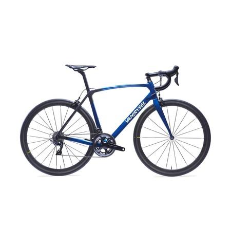 Bicicleta De Carretera Carbono Rcr 940 Shimano Dura Ace 11v Mavic Cosmic Azul