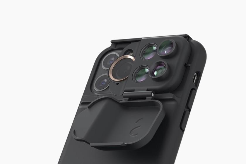 ShiftCam añade 4 lentes extra a los iPhone 11 con su nueva funda Multi-Lens