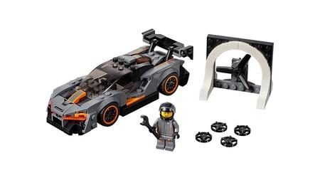 Lego Speed Champions Mclaren Senna 2