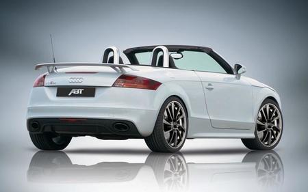 Viste posterior del Audi TT-RS By ABT