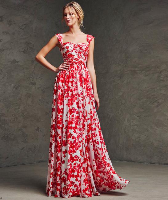 Trendencias - Marca con una colección de vestidos de fiesta para ...