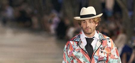 Con una estética muy a lo Wilfredo Lam desfiló Chanel en La Habana
