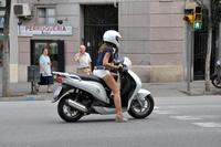 El Ayuntamiento de Barcelona busca eliminar la convalidación del permiso clase B