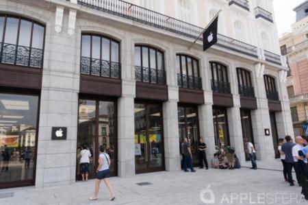 Así es la Apple Store Puerta del Sol: ya la hemos visitado