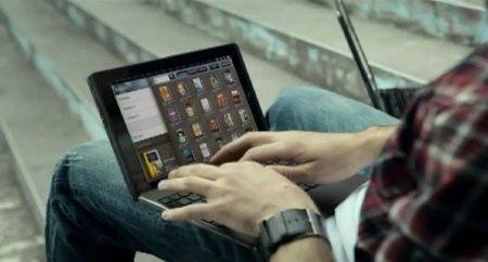 Asus Eee Pad Transformer: mitad netbook mitad tablet