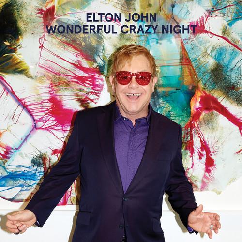 He's back! Sir Elton John vuelve con nuevo álbum