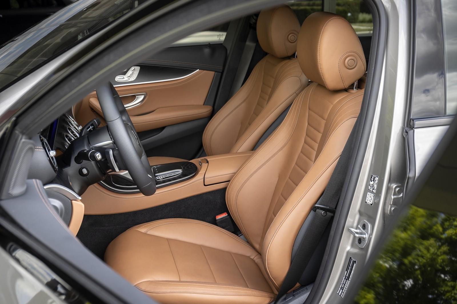 Foto de Mercedes-Benz Clase E 2020, prueba contacto (59/135)