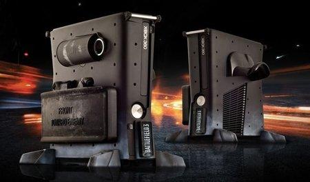 Carcasas especiales de 'Battlefield 3' para PS3 y Xbox 360
