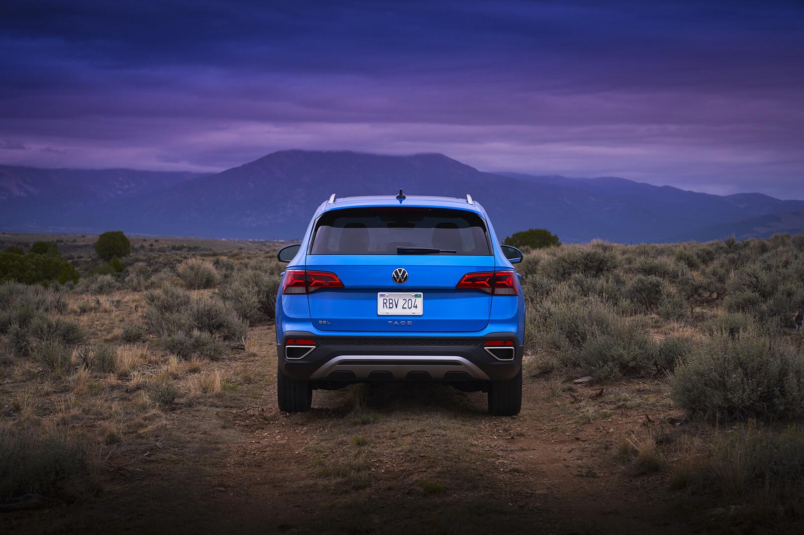 Foto de Volkswagen Taos (11/30)