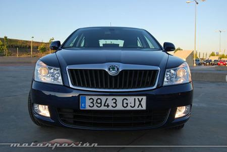 Škoda Octavia 1.4 TSI, prueba (parte 2)