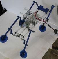 El robot que puede caminar sobre el agua