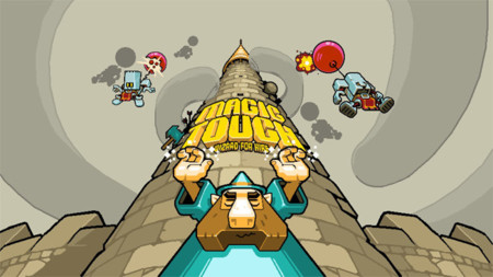 Magic Touch: Wizard for Hire, lo nuevo Nitrome para Android te enganchará