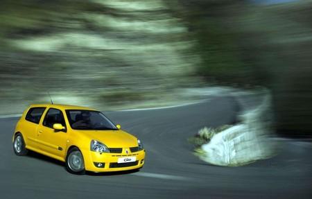 Renault Clio Renault Sport 2 0 16v 2004 1600 06