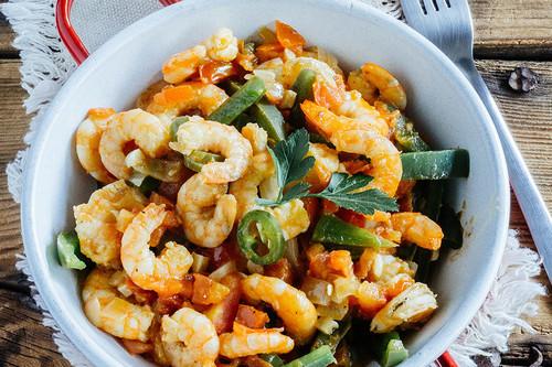Nuestras mejores recetas con camarones para estas fiestas navideñas