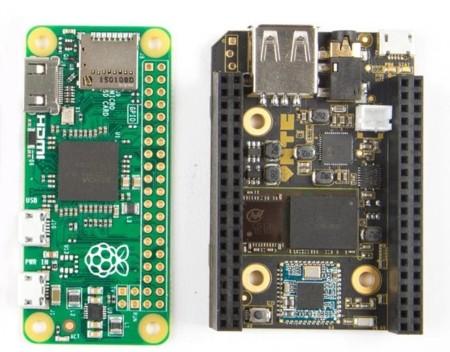 Raspberry Pi Zero vs C.H.I.P.: ¿quién gana la batalla de los miniPCs ultrabaratos?
