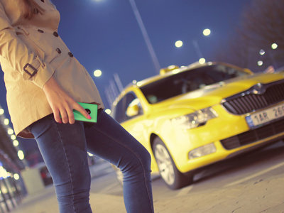 IA y big data para predecir donde estarán los usuarios: así quiere ayudar Toyota a los taxistas