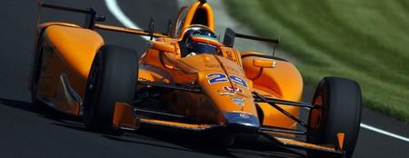 Fernando Alonso Indianapolis 2019