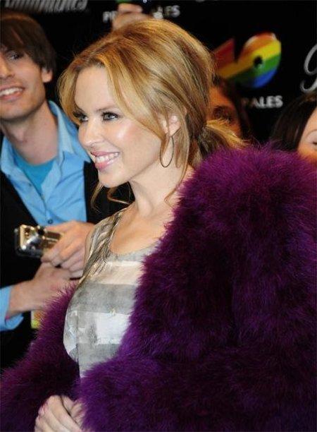 Kylie Minogue Photocall