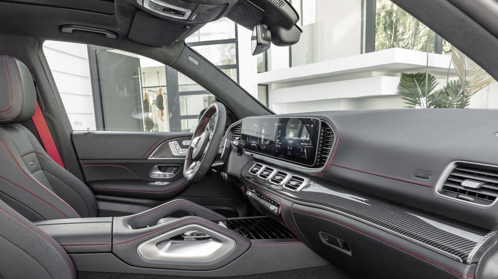Foto de Mercedes-AMG GLE 53 4MATIC+ 2019 (33/44)