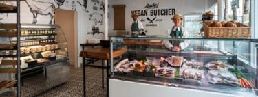 Rudy's Vegan Butcher: abre con un éxito arrollador la primera carnicería vegana de Europa (donde nada es lo que parece)