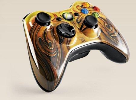 Mando de Xbox 360 en edición especial 'Fable III'