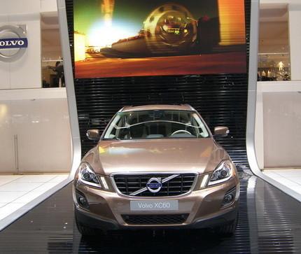 Volvo XC60 en el Salón de Ginebra