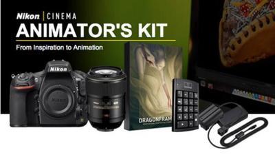Nikon ha presentado un «potente» paquete con la D810, el objetivo de 105 mm f/2.8 y el software Dragonframe