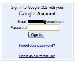 Google CL2 Calendar ¿inminente?
