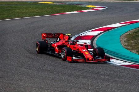 Leclerc China Formula1 2019 2
