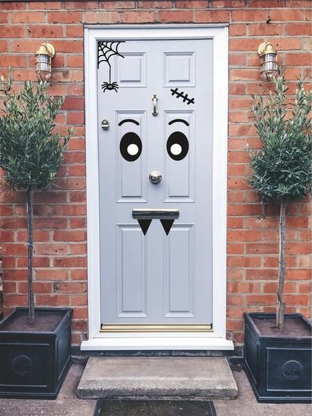 Pegatina Puerta Halloween