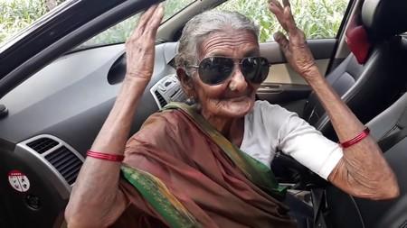 Adiós a la youtuber más vieja del mundo: Mastanamma fallece a los 107 años