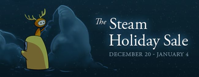 The Steam Holiday Sale 2012