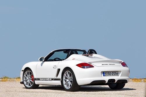 Foto de Porsche Boxster Spyder (4/5)