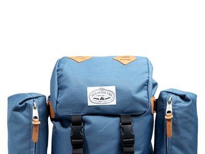 60% de descuento en la mochila Poler Classic Rucksack: cuesta 45,95 euros en Zalando con envío gratis
