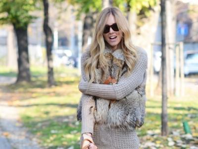 Tendencias low-cost otoño-invierno 2012/2013: abrigos de pelo contra los días de más frío