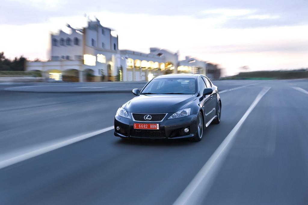 Foto de Lexus IS-F (10/111)