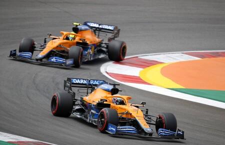 Ricciardo Norris Portugal F1 2021