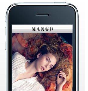 Sigue las tendencias de Mango desde tu iPhone