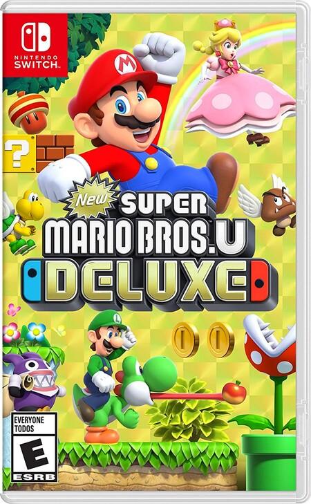 New Super Mario para Nintendo Switch de oferta en Amazon México