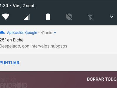 Así es como Google Now quiere saber si sus notificaciones son útiles