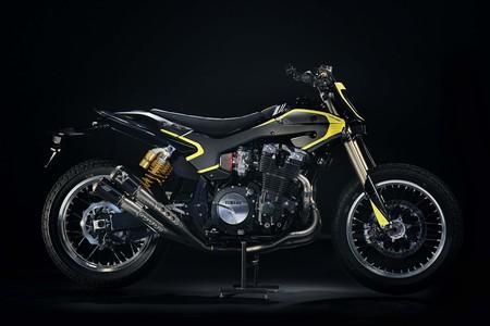 Yamaha Xjr1300 Mya Valentino Rossi 3