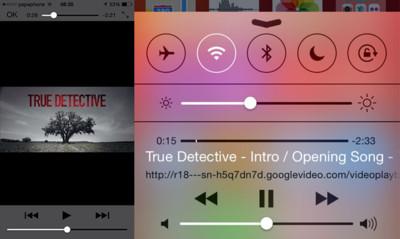 Escuchando música en segundo plano con Youtube en iOS 7