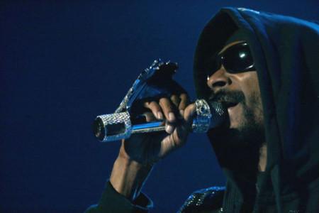 Snoop Dogg presenta su nuevo sitio web sobre marihuana