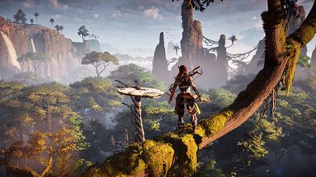 Horizon Zero Dawn tendrá parche de día y estará más enfocado al PlayStation 4 Pro